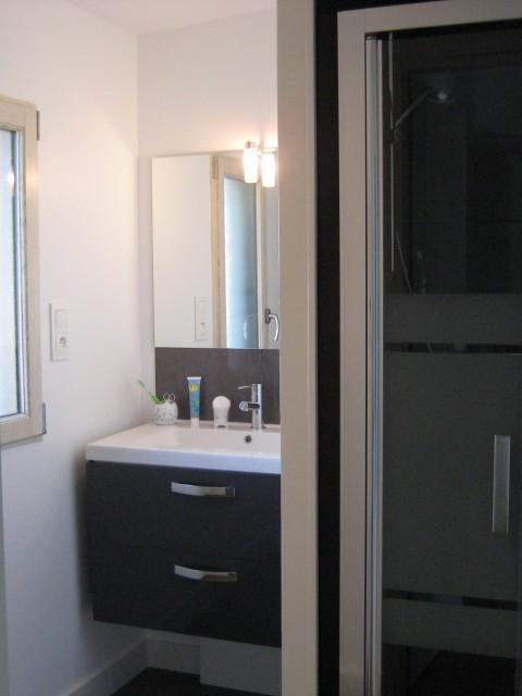 Petite salle d'eau à Poitiers