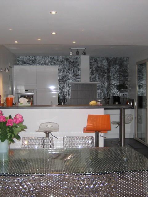 Intégration d'une cuisine aménagée à Poitiers