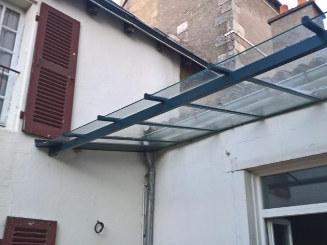 Rénovation de marquise