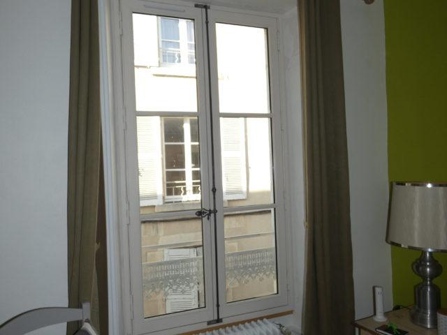 Remplacement fenêtre classée (intérieur)
