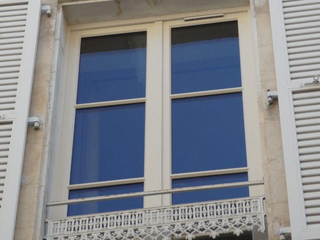 Remplacement fenêtre classée (extérieur)