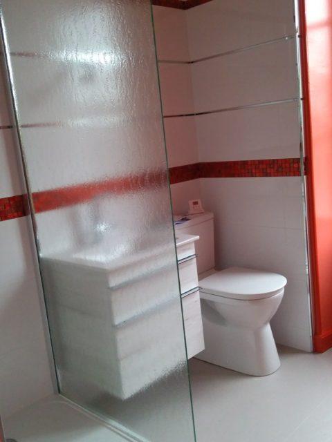 Aménagement petite salle d'eau